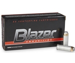CCI Blazer Ammo 44 Remington Magnum Ammo 240 Grain Hollow Point