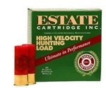 "Estate Ammo High Velocity 12 Gauge 2 3/4""- 1 oz Rifle Slug Ammunition"