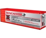 Winchester Super-X 22 LR Ammo 37 Grain Plated Lead Hollow Point