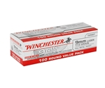 Winchester USA 9mm Luger Ammo 115 Grain Full Metal Jacket Value Pack
