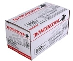 Winchester USA 380 ACP AUTO Ammo 95 Grain FMJ Value Pack