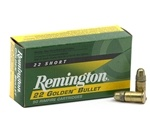 Remington 22 Short High Velocity Ammo 29 Grain Plated Lead RN