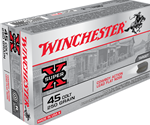 Winchester USA Cowboy 45 Long Colt Ammo 250 Grain Lead Flat Nose