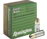 Remington Golden Saber 45 ACP Auto 230 Grain Brass JHP