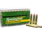 Remington 22 WMR Ammo 40 Grain Jacketed Hollow Point