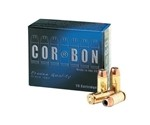 Cor-Bon Self-Defense 10mm AUTO Ammo 135 Grain Jacketed Hollow Point