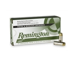 Remington UMC 10mm Auto Ammo 180 Grain Full Metal Jacket