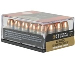 Federal Personal Defense 45 ACP 165 Grain Hydra-Shok Jacketed Hollow Point Ammunition