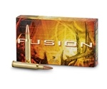 Federal Fusion 270 Winchester Ammo 130 Grain Spitzer Boat Tail SP