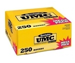 Remington UMC 40 S&W 165 Grain Full Metal Jacket Mega Pack