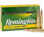 Remington Express 30-06 Springfield Ammo 165 Grain Core-Lokt PSP