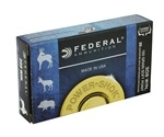 Federal Power-Shok 308 Winchester Ammo 150 Grain Soft Point
