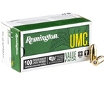 Remington UMC 45 ACP 230 Grain Full Metal Jacket Value Pack