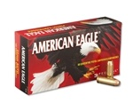 Federal American Eagle 10mm Auto Ammo 180 Grain Full Metal Jacket