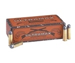 Ultramax Cowboy Action 32-20 WCF Ammo 115 Grain Lead Flat Nose