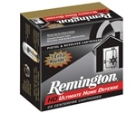 Remington Ultimate Home Defense 380 ACP Auto Ammo 102 Grain Brass JHP