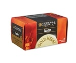 Federal Gold Medal 22 LR Ammo 40 Grain Solid Lead Round Nose
