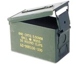 Standard .50 Caliber Ammo Can