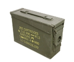 Standard .30 Caliber Ammo Can
