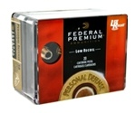 Federal Personal Defense 40 S&W Ammo 165 Grain Hydra-Shok Jacketed Hollow Point