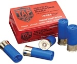 "Hornady TAP Blue Hull 12 Gauge 2-3/4"" 00 Buck Low Recoil Ammo"