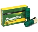 "Remington Managed-Recoil Ammo 12 Gauge 2-3/4"" 00 Buckshot 8 Pellets Ammunition"