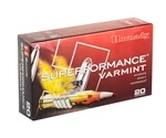 Hornady Superformance 243 Winchester Ammo 58 Grain V-Max