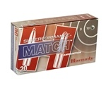 Hornady Superformance Match 223 Remington Ammo 75 Grain Hollow Point BT