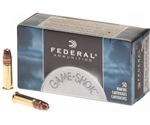 Federal Game Shok 22 Long Rifle 38 Grain Copper Plated Hollow Point Ammunition