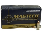 Magtech Sport 38 Super Ammo 130 Grain +P Full Metal Jacket