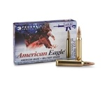Federal Lake City 223 Remington 55 Gr. Full Metal Jacket Ammo