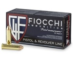 Fiocchi Shooting Dynamics 357 Magnum Ammo 142 Grain Full Metal Jacket