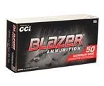 CCI Blazer 10mm AUTO Ammo 200 Grain Total Metal Jacket
