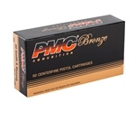 PMC Bronze 40 S&W Ammo 180 Grain Full Metal Jacket