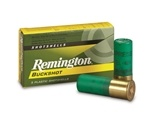 "Remington Express 12 Gauge Ammo 2-3/4"" #4 Buckshot 27 Pellets"