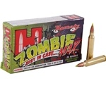 Hornady Zombie Max 223 Remington 55 Grain Z-Max Ammunition