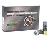 "Brenneke USA Special Forces Maximum Penetration 12 Gauge 2 3/4"" 1 3/8 oz Lead Slug Ammunition"
