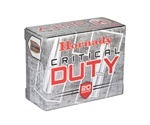Hornady Critical Duty 40 S&W Ammo 175 Grain FlexLock