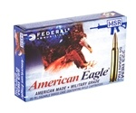 Federal American Eagle Tactical 223 Remington Ammo 55 Grain FMJ