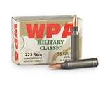 Wolf Military Classic 223 Remington 55 Grain Hollow Point Ammunition
