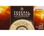 Federal Law Enforcement 38 Special 125 Grain +P Jacketed Hollow Point