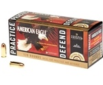 Federal American Eagle Ammunition 45 ACP 230 Grain Full Metal Jacket Box of 50
