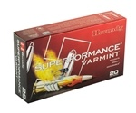 Hornady Superformance 22-250 Remington Ammo 50 Grain V-Max