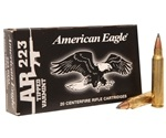 Federal American Eagle 223 Remington Ammo 50 Grain Tipped Varmint