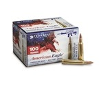 Federal American Eagle 223 Remington Ammo 55 Grain Full Metal Jacket Boat Tail Value Pack