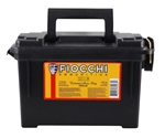 "Fiocchi High Velocity Ammo 12 Gauge 2 3/4"" 1oz. Aero Rifled Slugs Ammunition 80 Rounds in Ammo Can"