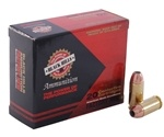 Black Hills 40 S&W Ammo 180 Grain Jacketed Hollow Point