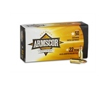 Armscor USA 22 TCM Ammo 40 Grain Jacketed Hollow Point