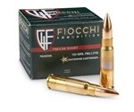 Fiocchi Shooting Dynamics 7.62x39mm 123 Grain Full Metal Jacket Ammunition