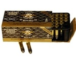 Aguila Gold Eagle Match Ammo 22 Long Rifle 40 Grain Lead Solid Point Ammunition